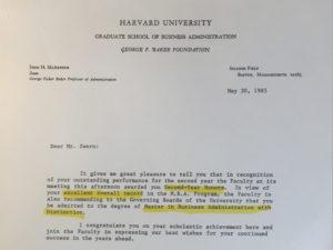 Harvard Graduate School of Business Administration - Arthur