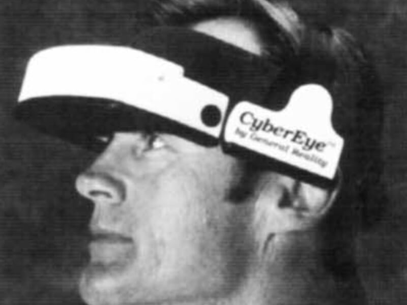 1st VR HMD Below $2k – in the 90s!